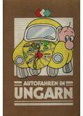 Autofahren in Ungarn (1:650000)