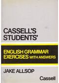 English Grammar Exercises with Answers - Allsop, Jake