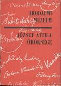 József Attila öröksége - Angyal János