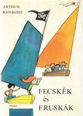 Fecskék és Fruskák - Arthur Ransome