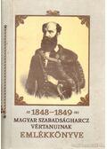 Az 1848-1849-iki magyar szabadságharcz vértanuinak emlékkönyve (hasonmás kiadás)
