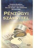 Pénzügyi számvitel - Miklósyné Ács Klára, Siklósi Ágnes, Sztanó Imre Dr., Kardos Barbara, Sisa Krisztina