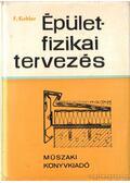 Épületfizikai tervezés - Eichler, Friedrich