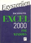 Egyszerűen Excel 2000 for Windows - Baczoni Pál