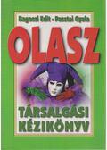 Olasz társalgási kézikönyv - Bagossi Edit - Pusztai Gyula