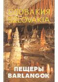 Szlovák megnyitott barlangok - Bella, Pavel, Eliás, Miroslav