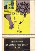 Egy jóházból való úrilány emlékei - Beuvoir, Simone De