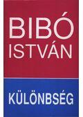 Különbség - Bibó István