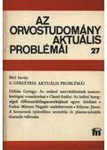 Az orvostudomány aktuális problémái 27. - Bíró István