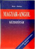 Magyar-angol kéziszótár - Bíró Lajos Pál, Willer József