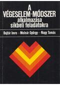 A végeselem-módszer alkalmazása síkbeli feladatokra - Bojtár Imre, Molnár György, Nagy Tamás