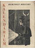 Kalendárium - Brecht, Bertolt