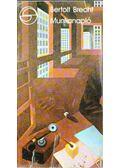 Munkanapló - Brecht, Bertolt