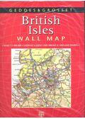 British Isles – Wall Map