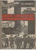 Háborús előkészületek Nyugat-Németországban - Burchett, W. G.