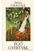 Égő gyertyák - Chagall, Bella