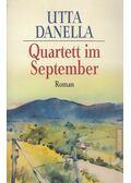 Quartett im September - Danella, Utta
