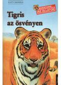 Tigris az ösvényen - Daniels, Lucy