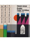 Erdély nagy romlása I-III. kötet - Dávid Antal