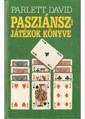 Pasziánszjátékok könyve - David, Parlett