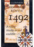 Guinness Rekordok könyve 1492 - Deborah Manley