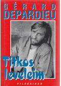 Titkos leveleim - Depardieu, Gérard