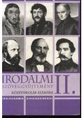 Irodalmi szöveggyűjtemény II. - Domonkos Péter