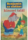 Benjamin az elefánt kincset talál - DONNELLY, ELFIE