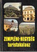 Zempléni-hegység turistakalauz - Dr. Frisnyák Sándor