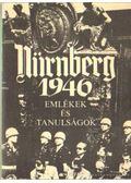 Nürnberg 1946. - Dr. Ligeti Rudolf