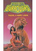 Thuvia, a Mars lánya - Edgar Rice Burroughs