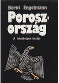 Poroszország - Engelmann, Bernt