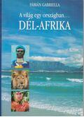 A világ egy országban... Dél-Afrika - Fábián Gabriella
