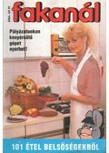 Fakanál 1991/3. - 101 étel belsőségekből