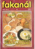 Fakanál 1996/1. 52. - 101 recept babbal, borsóval, lencsével