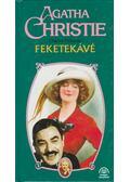 Feketekávé - Agatha Christie