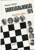 Sakkvilágbajnokság 1976 - Flesch János