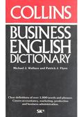 Collins Business English Dictionary - Flynn, Patric J., Wallace, Michael J.