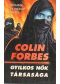Gyilkos Nők Társasága - Forbes, Colin