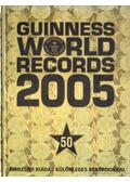 Guinness World Records 2005 - Freshfield, Jackie (főszerk.)