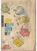 Görbe kalendárium 1966 - Fülöp György
