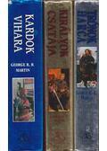 Tűz és jég dala trilógia - George R. R. Martin