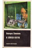 A sárga kutya - Georges Simenon