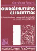 Olvasáskultúra és identitás - Gereben Ferenc