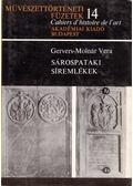 Sárospataki síremlékek - Gervers-Molnár Vera