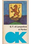 A párduc - Giuseppe Tomasi di Lampedusa