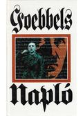 Napló - Goebbels, Joseph