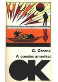 A csendes amerikai - Graham Greene