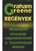 Regények - Graham Greene