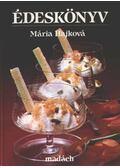 Édeskönyv - Hajková Mária